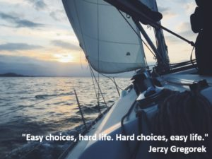 Crossroads: Choosing A Path