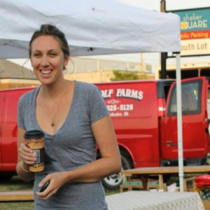 Emma Visnic, General Manager, North Union Farmers Market