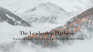 The Leadership Platform